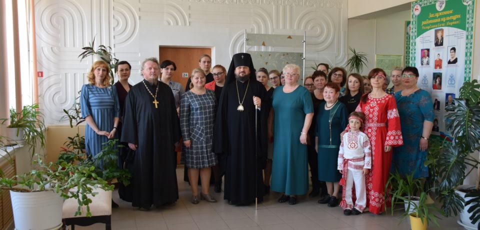 Владыка в Ленске