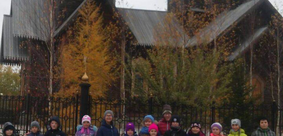 Осенняя ярмарка в Центре православной культуры